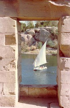 Aswan, Egypt: The Nile