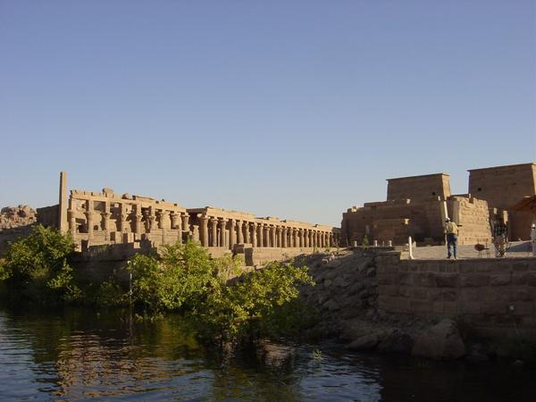 Aswan, Egypt: Temple of Philae