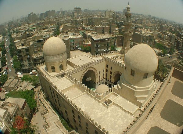 Cairo, Egypt: Cairo view (3)