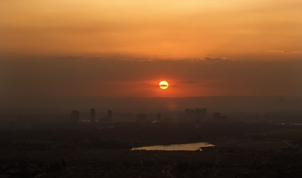 Egypt : Sunset