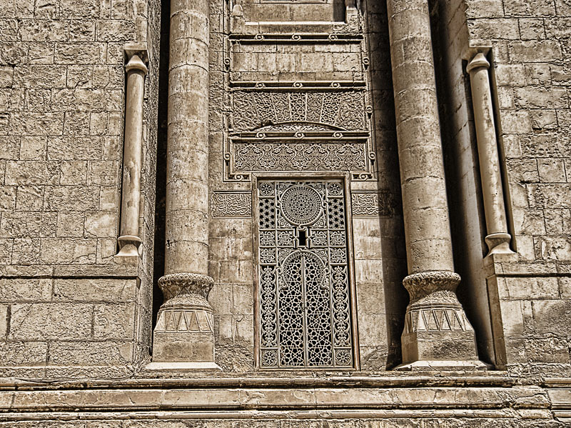 Egypt : Sultan Hassan Mosque