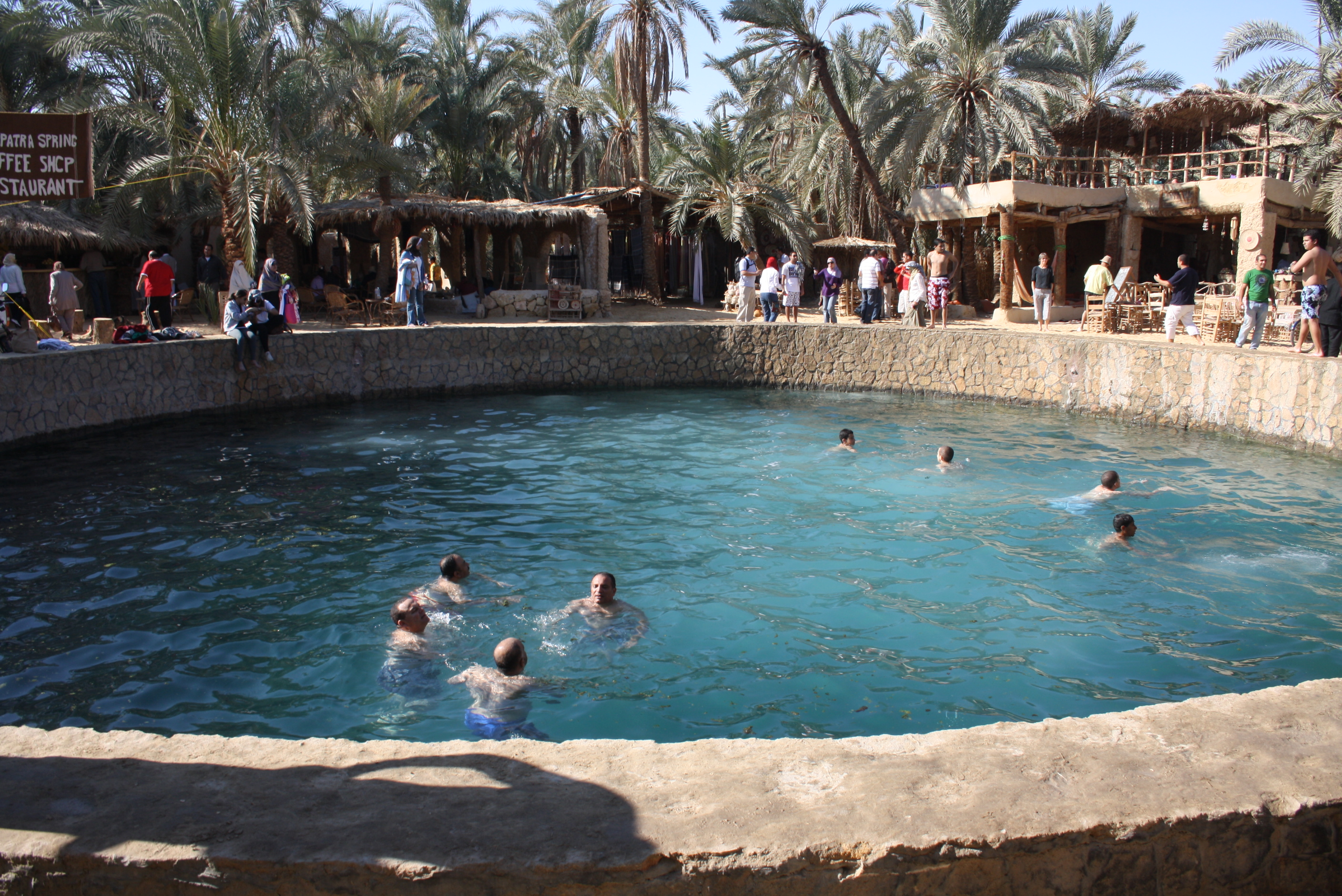 Egypt : Water Well