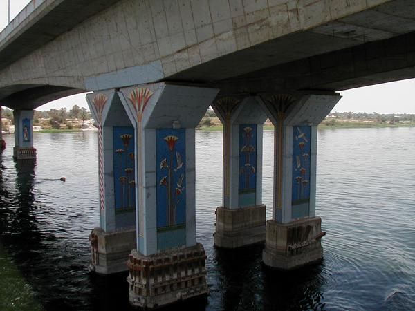 Luxor, Egypt: Luxor Bridge
