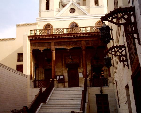 Monasteries and Churches :: Travel to Egypt : Old Church