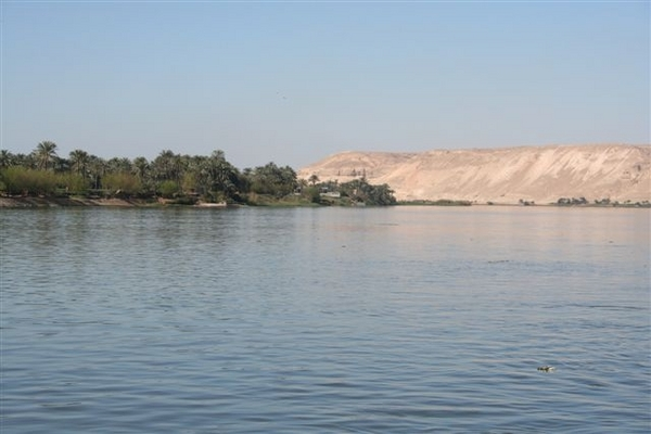Egypt Vacation: River Nile (2)