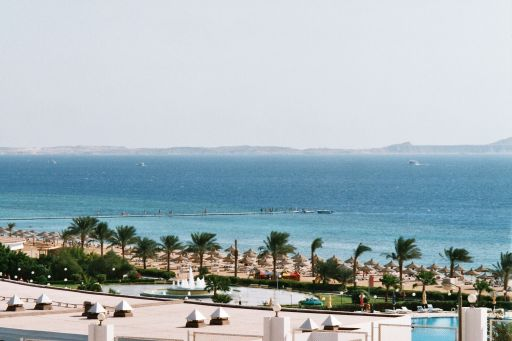 Sharm El-Sheikh, Egypt: View of Red Sea