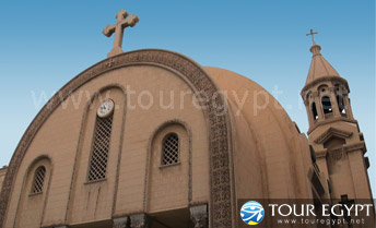 Church at Alexandria, Egypt