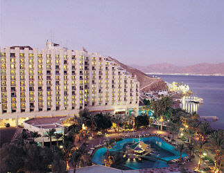 Hilton Taba Resort, Taba, Egypt