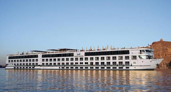 Iberotel Crown Empress Nile Cruises