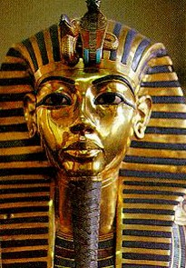 The Gold Mask of Tutankhamun
