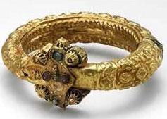 Egyptian Gold Spoils of the Gods
