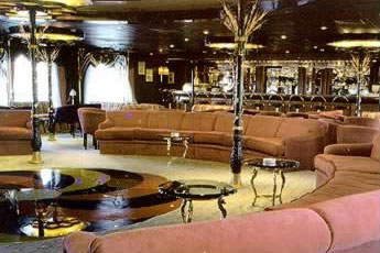 Lounge Area Aboard the Liberty