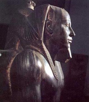 Осириса и ра с царствованием фараонов