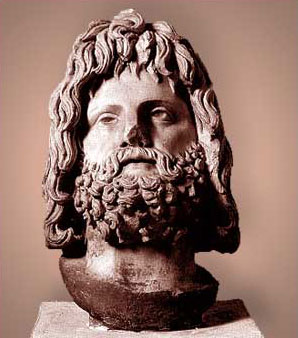 Another Serapis Bust