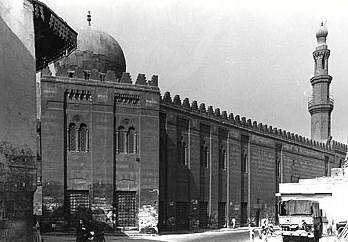The Mosque and Madrasa of Shaykhu