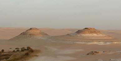 Even though the Siwa Oasis may  Oasis Geography