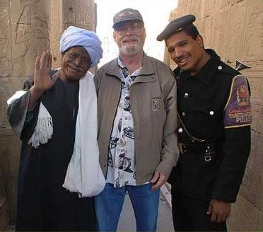 Egypt is notably careful with their tourists