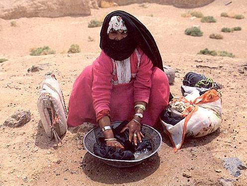 Bedouin Wash Day