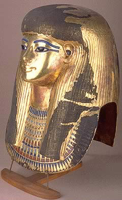 Mummy Mask of Thuya