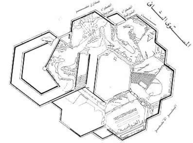 Plan of the second floor of the Museum
