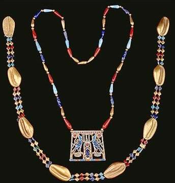 Jewellery Of Sat Hathor