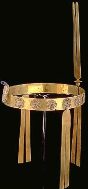 DIADEM OF SAT-HATHOR-YUNET
