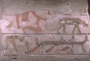 RELIEFS FROM THE TOMB OF NEFER-MAAT