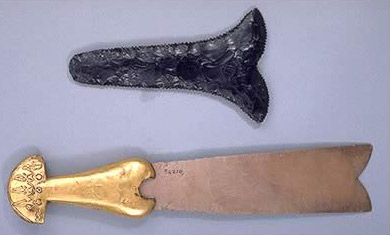 LITHIC IMPLEMENTS