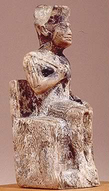 STATUETTE OF KING KHUFU