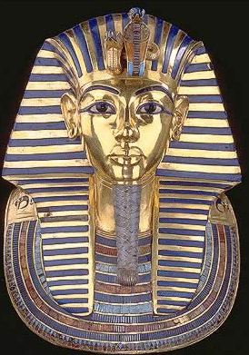 The Gold Mask of Tutankhamon