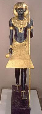 Ka Statue of Tutankhamon