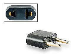 A plug adapter for Egypt