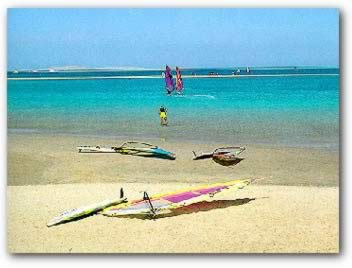 Red Sea Beaches: Hurghada