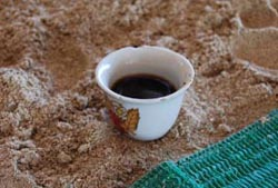 Gabana Bedouin Coffee Qulaan Beach Egypt