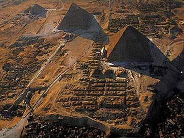 A look at the Cemeteries of Giza