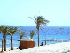 Beach Scenes from the Oberoi Sahl Hasheesh Hotel, Hurghada