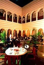 Main Restaurant of the Oberoi Sahl Hasheesh Hotel, Hurghada