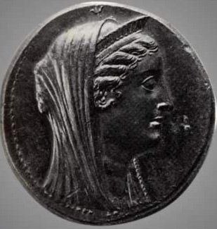 Arsinoe II, Ptolemy II's full sister and wife