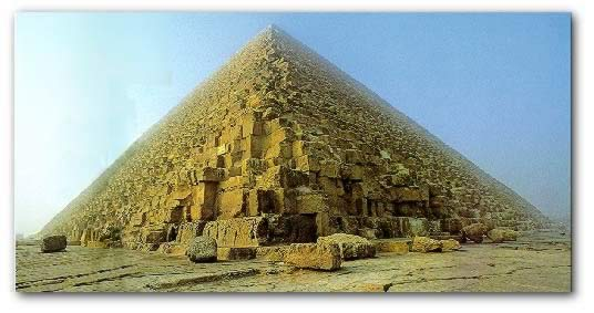 The Great Pyramid of Cheops (Khufu)