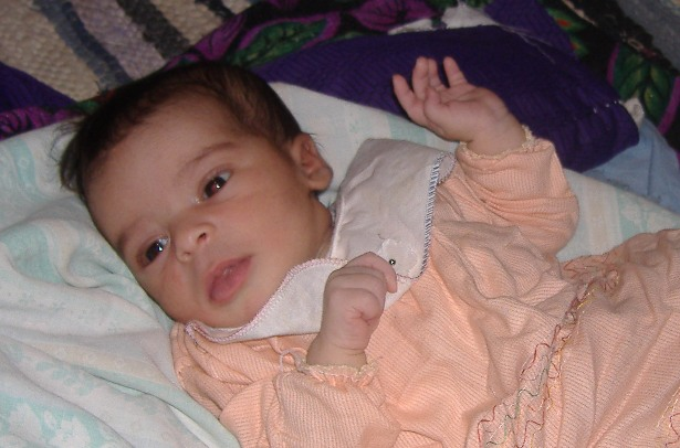 Mohamed's daughter zeinab