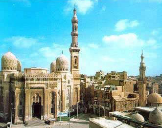 The Mosque of Abu al-Abbas al-Mursi