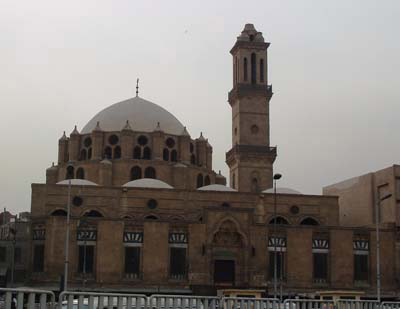 The Mosque of Abu Dahab