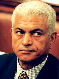 Former Minister of Tourism Mamdouh El Be3ltagy is now Minister of Youth and Sports, heading up the efforts for the African Cup 2006