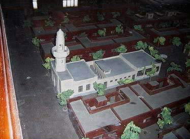 Model of a Small, Rural Egyptian Village