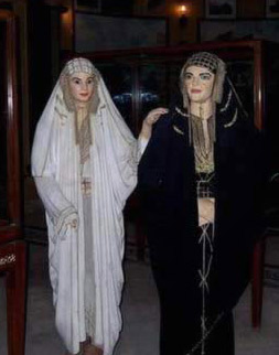 Traditional Syrian Dresses