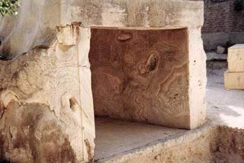 The Alabaster Tomb in Alexandria