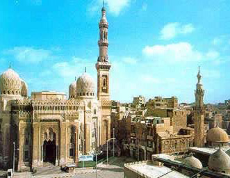 Another View of The Mosque of Abu al-Abbas al-Mursi