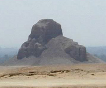 Pyramid of Amenemhet III at Dahshure