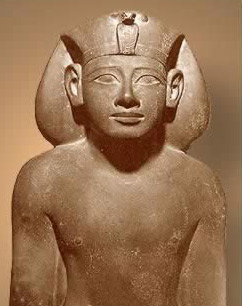 Egypt: Amenhotep II, 7th Pharaoh of Egypt's 18th Dynasty