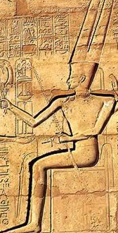 Amun and Amun-Re